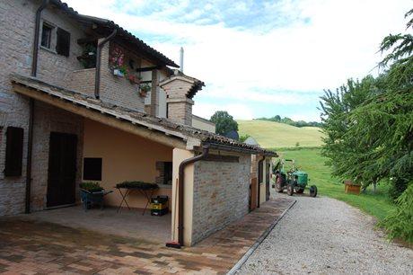 Agriturismo Ca' Maggio - Italië - Marche