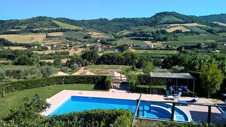 Countryhouse Il Girasole - Włochy - Marche-Abruzja