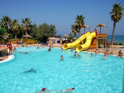 Campeggio Internazionale Manacore - Italia - Puglia