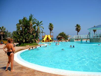 Camping Internazionale Manacore - Italië - Puglia