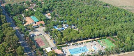 Camping Village Paestum - Italien - Campania
