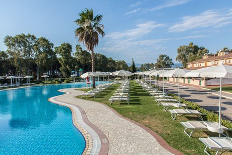 Salice Club Resort - Italië - Calabria