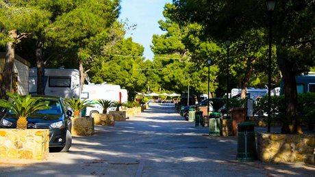 Camping Rais Gerbi - Italie - Sicile