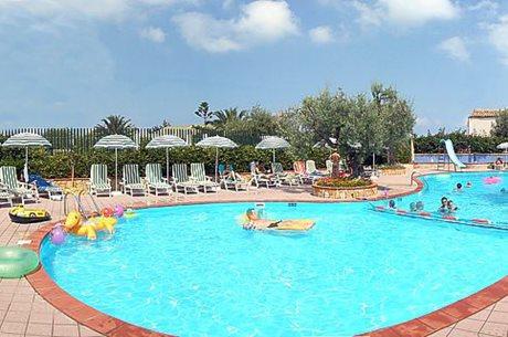 Vakantiepark Fontana Barone
