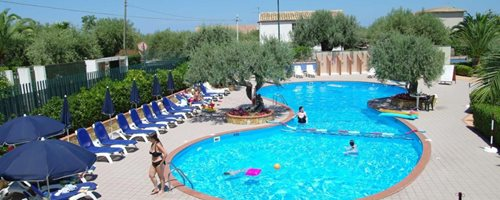 Holiday park Fontana Barone