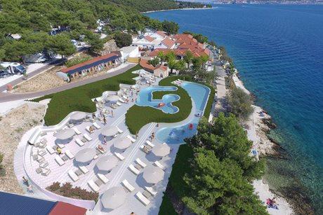 Camping Vranjica Belvedere - Kroatien - Dalmatien