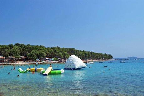 Camping Park Soline - Kroatien - Dalmatien