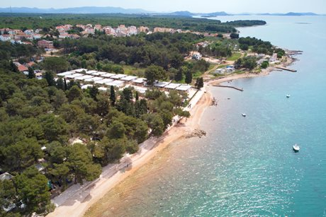 Camping Mediteran Kamp Ljutić - Kroatien - Dalmatien