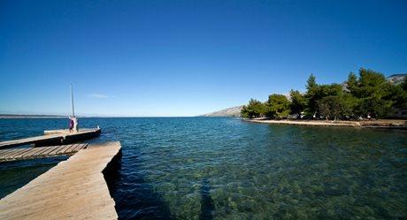Camping Paklenica - Kroatië - Dalmatië