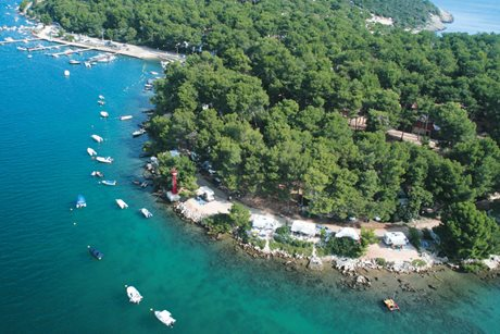 Camping Poljana - Kroatien - Kvarner