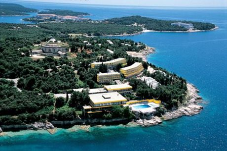 Resort Splendid - Croatie - Istrie