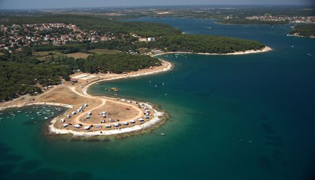 Camping Stupice - Croatie - Istrie