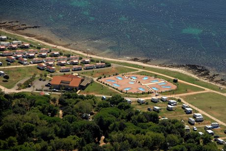 Camping Kazela - Kroatië - Istrië