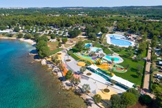 Camping Polari Kroatien - bestil campingplads
