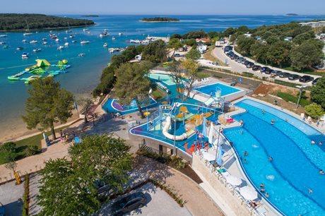 Camping Vestar - Kroatië - Istrië