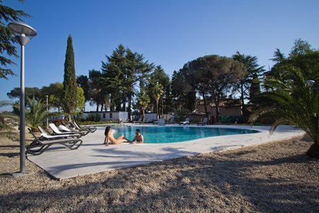 Boutique Camp Materada Beach - Croatie - Istrie