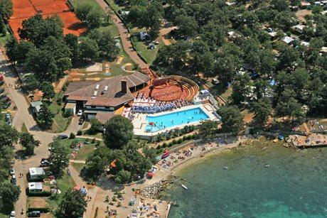 Camping Bijela Uvala - Croatie - Istrie