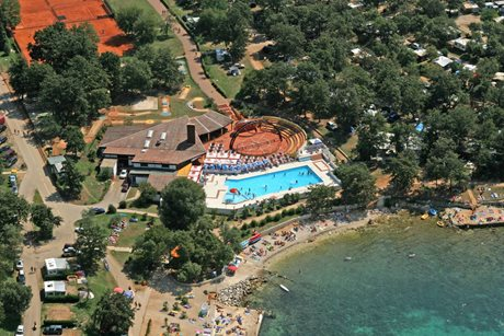 Camping Bijela Uvala - Chorwacja - Istria