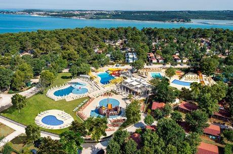 Lanterna Premium Camping Resort - Kroatië - Istrië