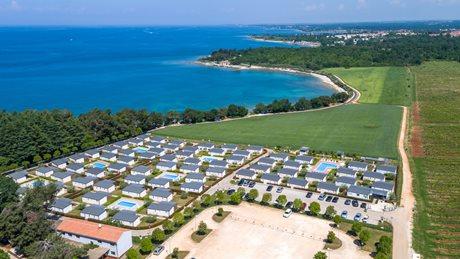 Vakantiepark Kastanija - Kroatië - Istrië