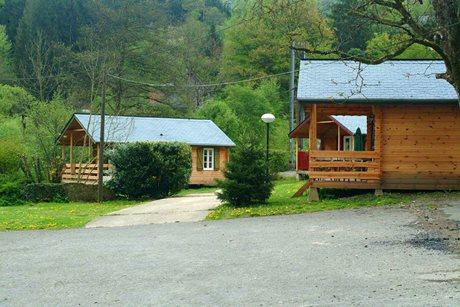 Village Dirbach Plage - Luxembourg - Les Ardennes