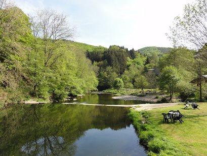 Parc Dirbach Plage - Luxemburg - Ardennerne