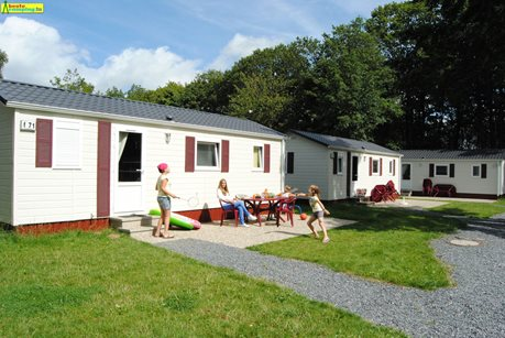 Camping Fuussekaul - Luxemburg - Ardennerne