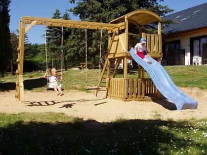 Ferienpark La Sapinière - Luxemburg - Ardennen