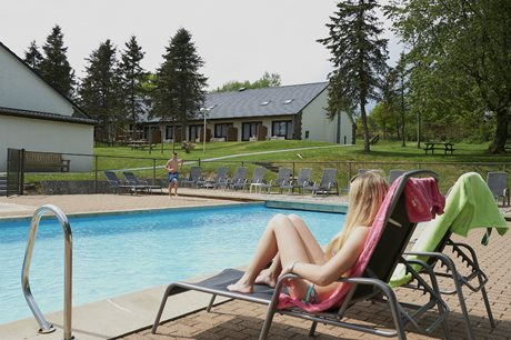 Holiday park La Sapinière - Luxembourg - Ardennes
