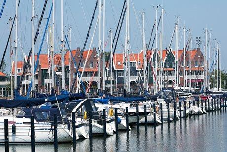 Marinapark Volendam - Pays-Bas - Côte Mer du Nord