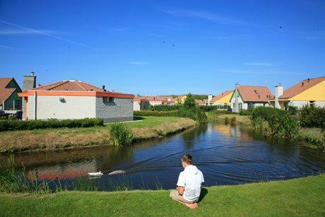 Village de vacances Strandslag Juliana - Pays-Bas - Côte Mer du Nord