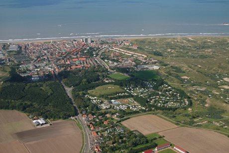 Kustpark Egmond aan Zee - Nederland - Noord-Holland
