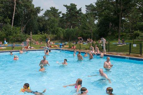 Park wakacyjny de Katjeskelder - Holandia - Brabancja Północna