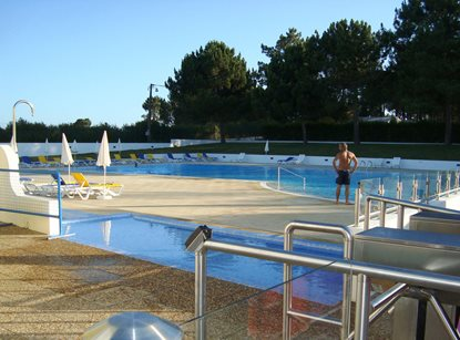 Camping Orbitur Sitava Milfontes - Portugal - The Algarve