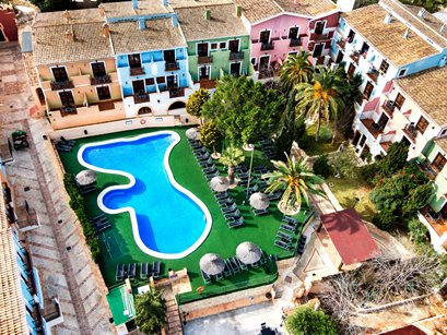 Holiday Park Pueblo Acantilado Suites - Spain - Costa Blanca