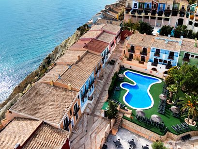 Holiday Park Pueblo Acantilado Suites - Spain - Costa Blanca