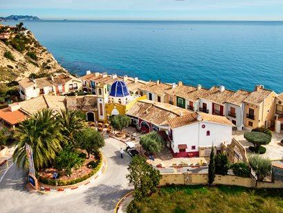Vakantiepark Pueblo Acantilado Suites - Spanje - Costa Blanca