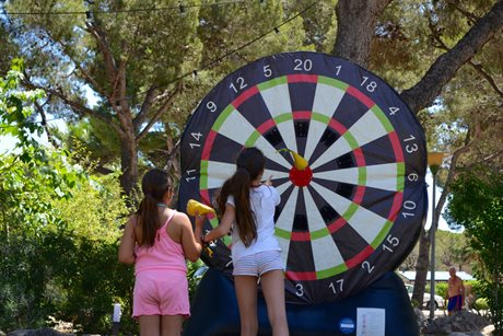 Camping El Garrofer - Spain - Costa Dorada