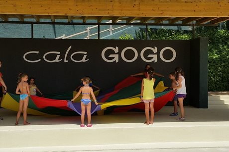 Camping Cala Gogo - Espanya - Costa Brava