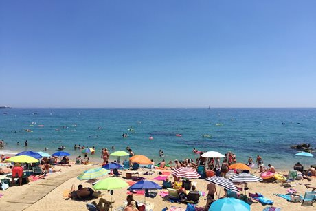 Camping Cala Gogo - Hiszpania - Costa Brava