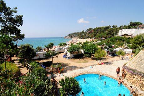 Camping Treumal - Espanya - Costa Brava