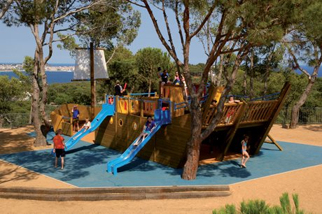 Camping International de Calonge - Spanje - Costa Brava
