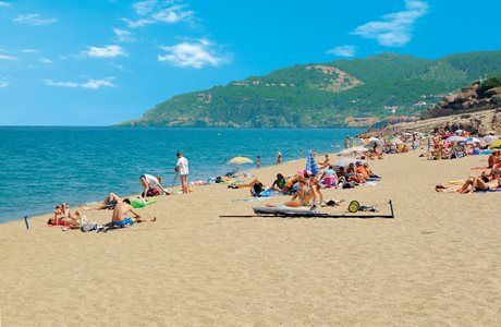 Camping Cypsela - Spanien - Costa Brava