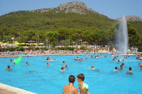 Camping Castell Montgri - Hiszpania - Costa Brava