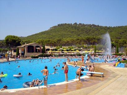 Camping Castell Montgri - Spain - Costa Brava