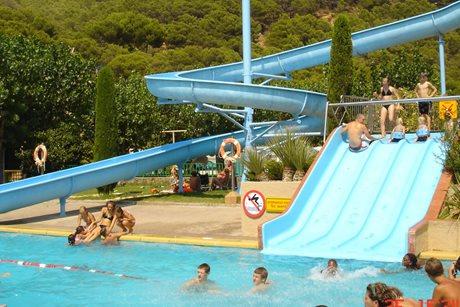 Campeggio Castell Montgri - Spagna - Costa Brava