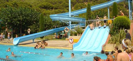 Camping Castell Montgri - Spanje - Costa Brava