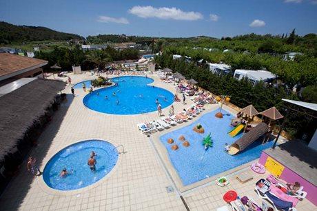 Camping Tucan - Spanje - Costa Brava