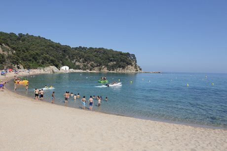 Cámping Canyelles - España - Costa Brava
