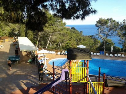 Camping Cala Llevadó - Espagne - Costa Brava
